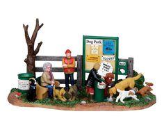 Lemax Dog Park