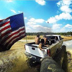 heck of a selfie! For more Cute n' Country visit: and /cuteandcountryOne heck of a selfie! For more Cute n' Country visit: and /cuteandcountry Lifted Chevy Trucks, Gmc Trucks, Diesel Trucks, Cool Trucks, Pickup Trucks, Mudding Trucks, Redneck Trucks, Mudding Girls, Chevrolet Trucks