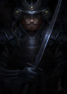 Samurai by Pirate