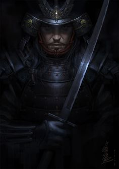 Samurai by Pirate