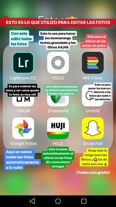 Apps para pics