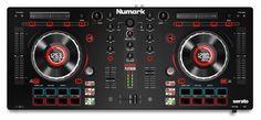 Numark Mixtrack Platinum 4 Channel Serato DJ Controller with Jog Wheel Display Dj Equipment For Sale, Digital Dj, Serato Dj, Dj Gear, Best Dj, The Dj, Audio System, Karaoke, Mixtape