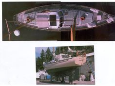 82 Cammenga's  Holland 49' Centre Cockpit / coachroof 3 sides located in Washington for sale