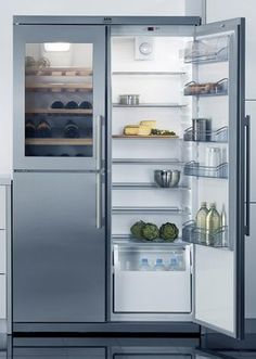 http://www.homerepairandmaintenancetips.com/refrigeratoroptions.php has all the necessary information needed to shop for a new refrigerator or any house.