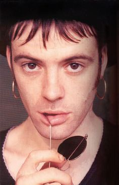 """Richey Edwards, founding member and lyricist for Welsh alt-rockers the Manic Street Preachers. He disappeared on February 1, 1995, at age 27, and was legally declared """"presumed dead"""" on November 23, 2008. It is believed that Edwards, a self-harmer, committed suicide by jumping off the Severn Bridge (a renowned suicide spot)."""