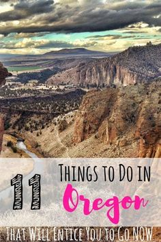 We absolutely LOVE Oregon and we're sharing with you 11 reasons why! Pretty sure you'll need to bust out your credit card to purchase a flight after reading this...Check it out!