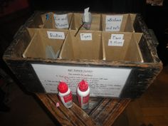 The completed 'Make Your Own Finger Rat' activity box: a stand-alone activity for adults and children to enjoy together or part. Activity Box, Activities For Adults, Make Your Own, How To Make, Finger Puppets, Rats, Theatre, Children, Young Children