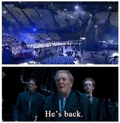London Olympic Games #harry potter