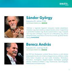 Lapozható programfüzet - Bakáts Feszt Jazz, Culture, Jazz Music