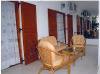 Acharavi seabreeze apartments:
