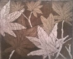 Hey, I found this really awesome Etsy listing at https://www.etsy.com/listing/200001032/etching-fine-art-japanese-maple-leaves
