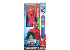 Λαμπάδα Φιγούρα Spider-Man Titan Hero Series Spider-Man (B5753) | Public
