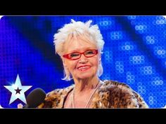 excellent. everyone has felt this way occasionally!******** Kelly Fox shocks and rocks! | Week 5 Auditions | Britain's Got Talent 2013
