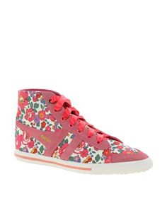 Goal Liberty high tops -Asos  Completely OTT but my favorite liberty print. I love them.
