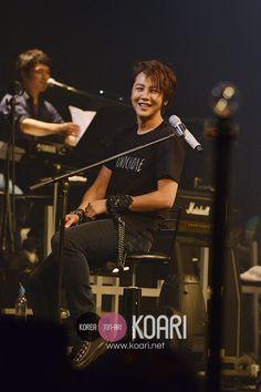 「2015 JANG KEUN SUK THE CRI SHOWⅢ」新潟公演
