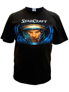StarCraft-Tychus -pedido #PolosPintados