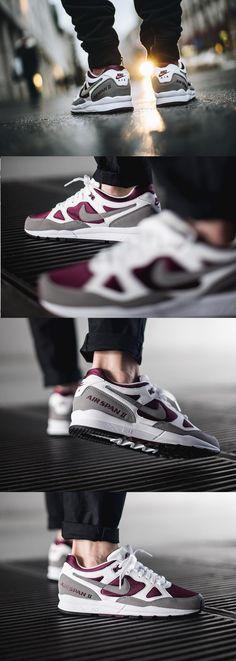 best cheap 86f6d 74c2e Chaussure Nike Air Span II pour Homme