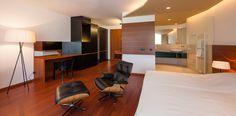 Ein Zimmer im Hotel Marlena