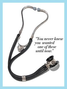 Chrome Hearts sterling silver stethoscope, price upon requestChrome Hearts, NYC, 212.794.3100