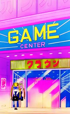 Sailormoon Game Center