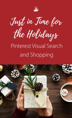 Just in time to attract new holiday shoppers to your store, Pinterest adds new features to visual search and shopping! Here's how to use them for your business. #pintereststrategies #holidaymarketing #pinterestmarketing