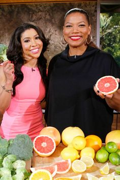 Foods that boost weight loss and help burn fat from Celebrity Trainer Jeanette Jenkins