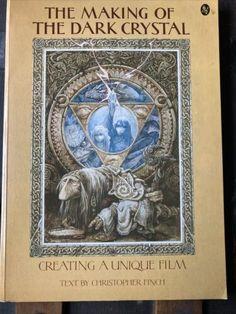 Making Of The Dark Crystal Book Muppet Jim Henson Brian Froud OOP 1983 1st Print 9780030633324 | eBay Brian Froud, The Dark Crystal, Jim Henson, The Darkest, Crystals, Book, Ebay, Crystal, Book Illustrations