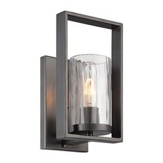 Shop Designers Fountain  86501-CHA Elements Wall Sconce at ATG Stores. Browse our wall sconces, all with free shipping and best price guaranteed.
