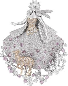 Van Cleef and Arpels Peau d'Ane jewelry collection | Margo Raffaelli