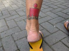 IronMan tattoo - Anything's possible
