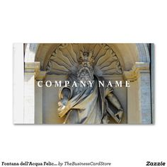 Quattro fontane the river tiber rome italy business card rome quattro fontane the river tiber rome italy business card rome italy italy and rivers reheart Images