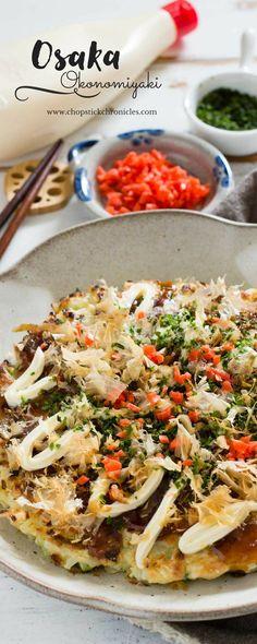 Osaka okonomiyaki