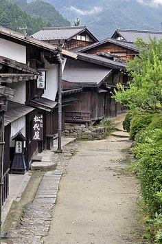 Tsumago-juku #japan #nagano
