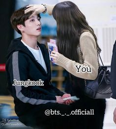 Read Will Jungkook be ok? Part 2 from the story Eun Jae ♛ BTS Member by dalgonacoffee (Dalgona) with reads. Bts Girl, Bts Boys, Jungkook Fanart, Bts Jungkook, Kpop Couples, Cute Couples, Korean Couple, Korean Girl, Jungkook No Makeup