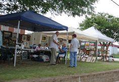 Art on the Median Art Show in Downtown Wedowee June 9th ~ Lake Wedowee Life Magazine