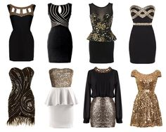 Cutest holiday dresses, all from RicketyRack.com! New years eve, sequins, party dress, fashion, sexy dress, LOVE!