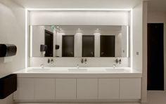 .deltalight.us · Bathroom LightingVanity ... & 57 best Restroom Lighting images on Pinterest | Architecture ...