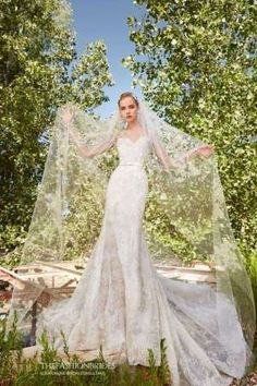 Elie Saab 2021 Spring Bridal Collection – The FashionBrides