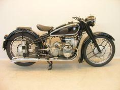 BMW 1938 R61 600cc