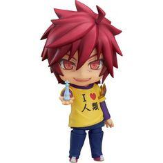 No Game No Life figurine Nendoroid Sora Good Smile Company