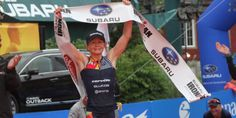How The Race Was Won: IRONMAN Mont Tremblant 2016 - WOMEN