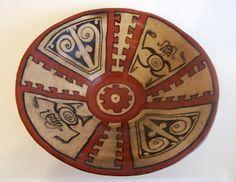 """""""Escultura y Torno..."""": Cultura Coclé (Panamá) 500 d.C a 1500 d.C."""
