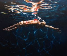 Blue Air, 50 x 60, oil on canvas, 2010, Eric Zener