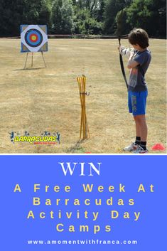 Win A Free Week At Barracudas Activity Day Camps Family Travel, Travel Uk, Thing 1, Family Days Out, Day Camp, Meeting New Friends, Activity Days, Rest Of The World, Camps