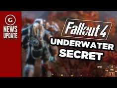 Fallout 4 Player Accidentally Falls in Sea, Finds Mysterious Structure - GS News Update