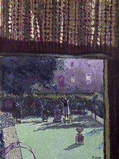 """ Walter Sickert (British, Lainey's Garden / The Garden of Love "" Nocturne, Colorful Paintings, Contemporary Paintings, Walter Sickert, Chaim Soutine, Impressionist Artists, Digital Museum, Group Art, Art Uk"