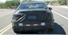 U Spy 2018 Toyota Camry With A More Rakish Body, But Will It Be Enough? #Scoops #Toyota