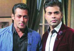 Koffee with Karan: Salman Khan was joking over virginity, says Karan (view pics)