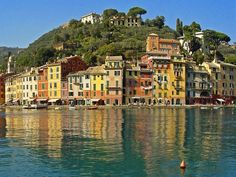 Portofino . Liguria