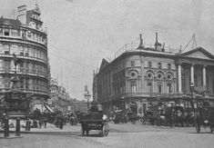 Piccadilly Circus 1896